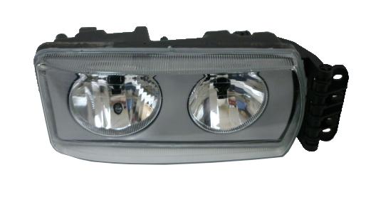 Headlights & Direction Lights
